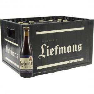 Liefmans Oud bruin  Bruin  25 cl  Bak 24 st