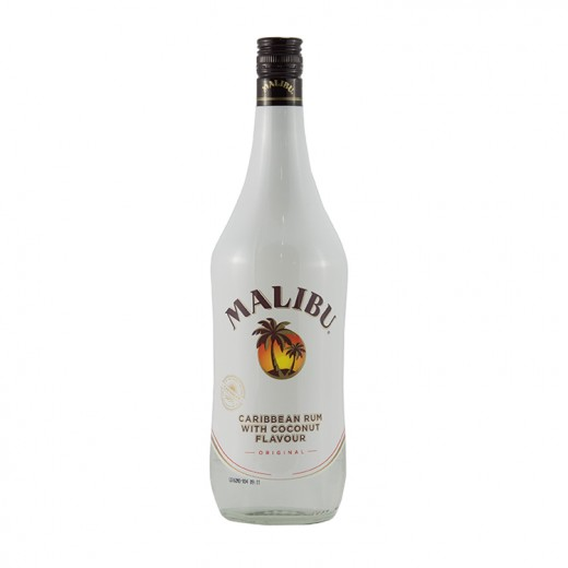 Malibu 21%  70 cl