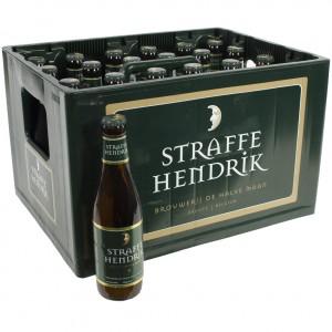 Straffe Hendrik  Tripel  33 cl  Bak 24 st