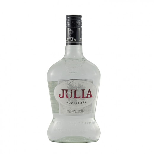 Grappa Julia Superiore Wit  70 cl