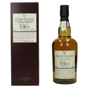 Glen Elgin 12Y 43%  70 cl