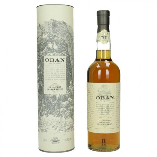 Oban 14Years 43%  70 cl