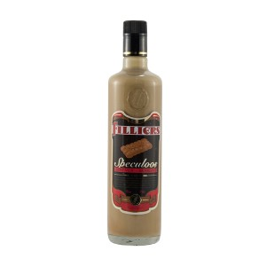 Filliers Cream Jenever  17%  Speculoos  70 cl