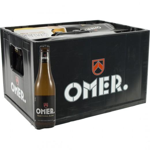 Omer Traditional  Blond  33 cl  Bak 24 st