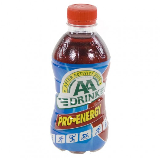 AA energy drank  Pro energy  33 cl   Fles