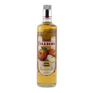 Filliers Fruit Jenever 20%  Appel  1 liter
