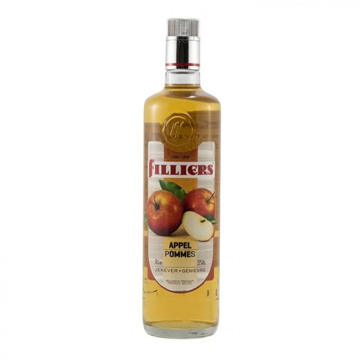 Filliers Fruit Jenever 20%  Appel  1 liter