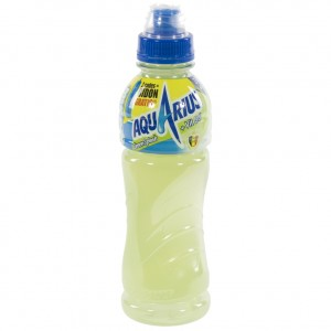 Aquarius  Green  50 cl   Fles