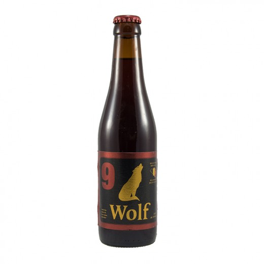Wolf  Amber  9  33 cl