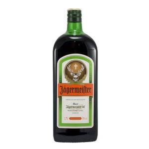 Jaegermeister  1,75 liter   Fles