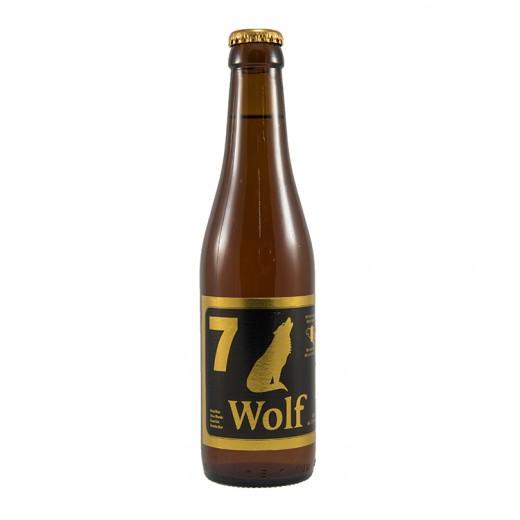 Wolf  Blond  7  33 cl