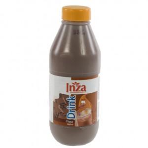 Inza chocomelk pet  Halfvolle  1 liter   Fles