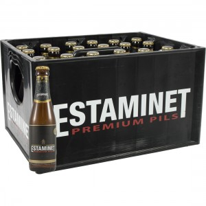 Estaminet pils  25 cl  Bak 24 st
