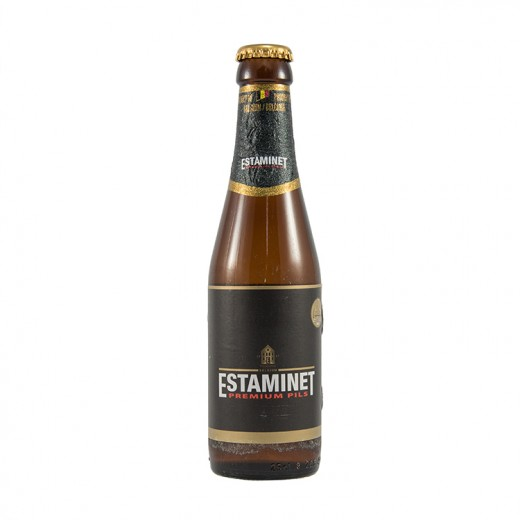 Estaminet pils  25 cl   Fles
