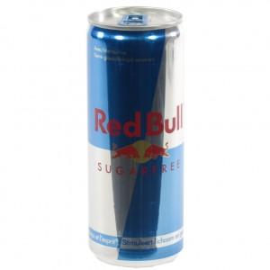 Red Bull  Sugarfree  25 cl  Blik