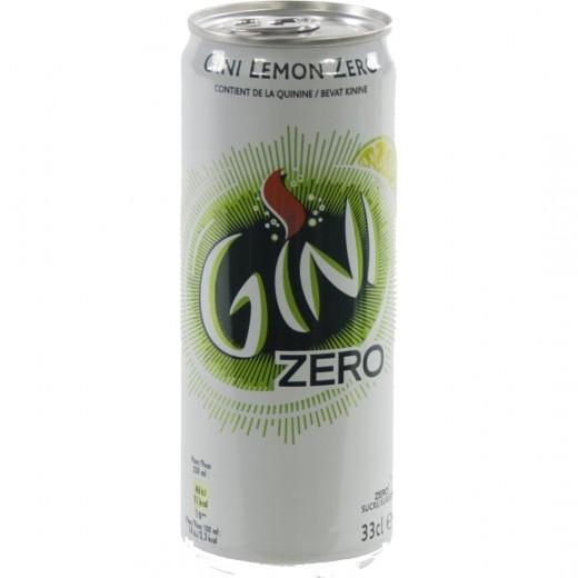 Gini  Zero  33 cl  Blik
