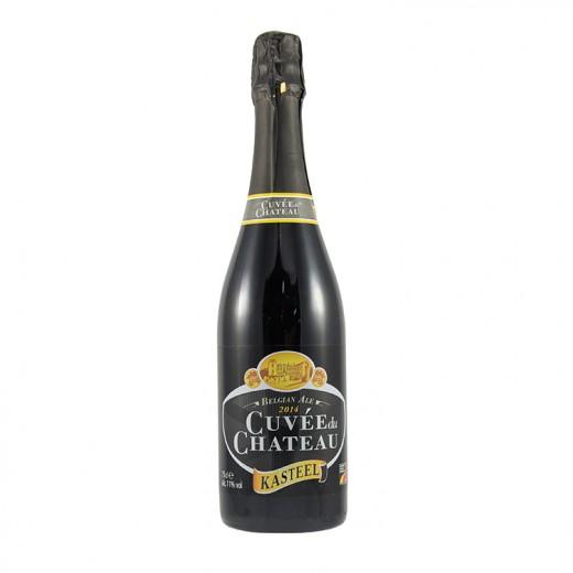 Kasteelbier Cuvee Du Chateau  Bruin  75 cl   Fles