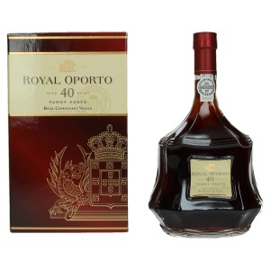 Old Royal Oporto  40 jaar  75 cl