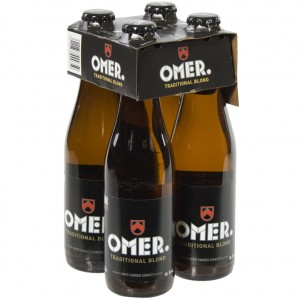 Omer Traditional  Blond  33 cl  Clip 4 fl
