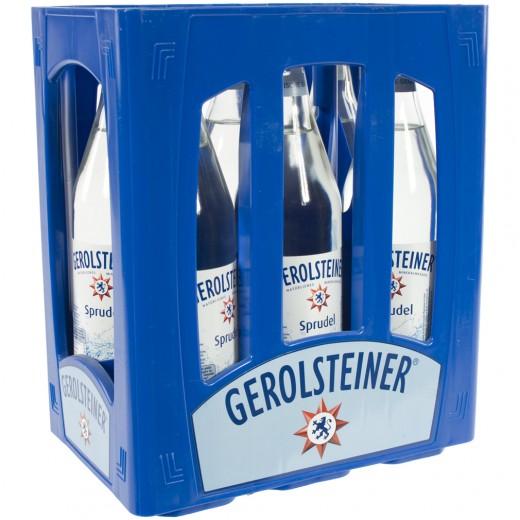 Gerolsteiner  Bruis  1 liter  Bak  6 fl