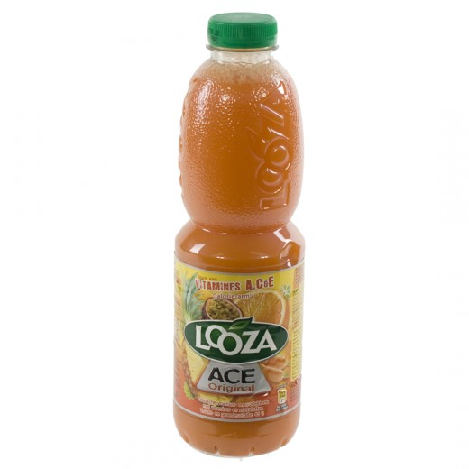 Looza PET  Ace  1 liter   Fles