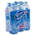 Nestle pure Life PET  Plat  1,5 liter  Pak  6 st