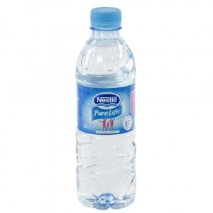 Nestle pure Life PET  Plat  50 cl   Fles