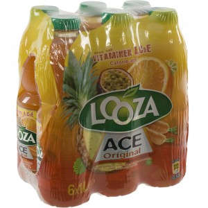 Looza PET  Ace  1 liter  Pak  6 st