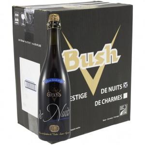 Bush de Nuits  Amber  75 cl  Doos  6 st