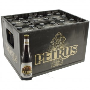 Petrus  Oud Bruin  33 cl  Bak 24 st