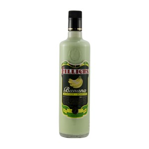 Filliers Cream Jenever  17%  Banaan  70 cl