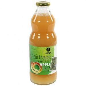 Fruitsap oxfam  Appel  1 liter   Fles