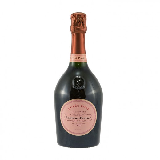 Laurent Perrier Cuvee Rose  Rose  75 cl   Fles