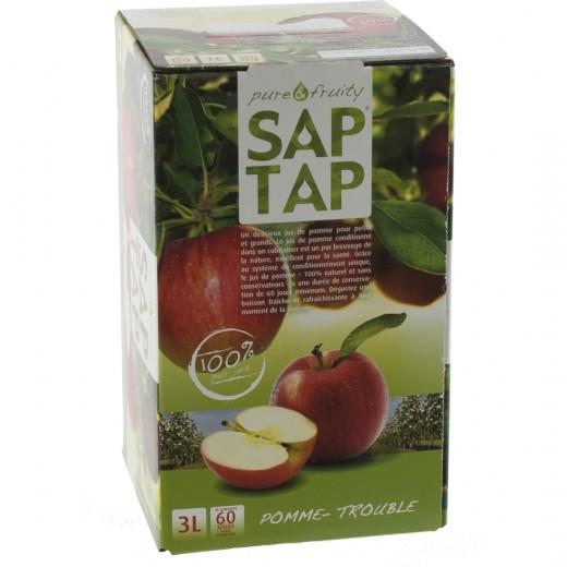 Sap tap  Appel troebel  3 liter