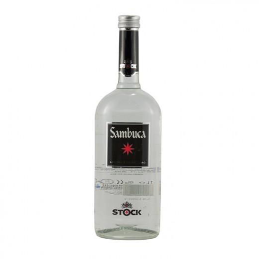 Sambuca Finissima Stock 40%  1 liter