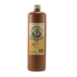 Schrobbeler Kruidlikeur 21.5%  1 liter   Fles