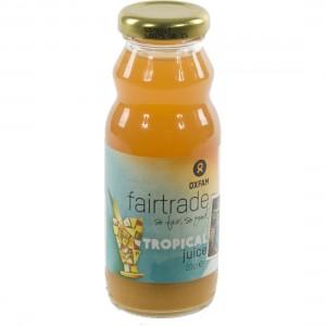 Fruitsap oxfam  Tropical  20 cl   Fles