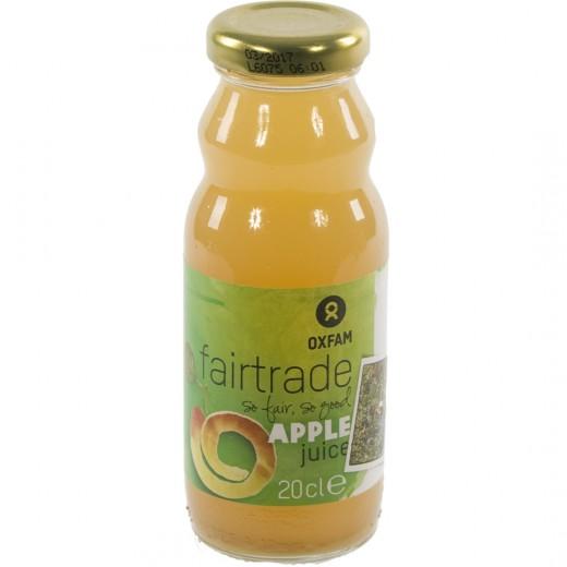 Fruitsap oxfam  Appel  20 cl   Fles