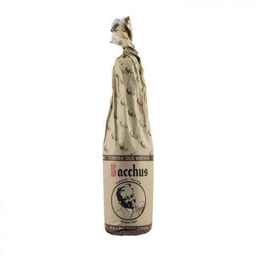Bacchus  Oud Bruin  37,5 cl   Fles