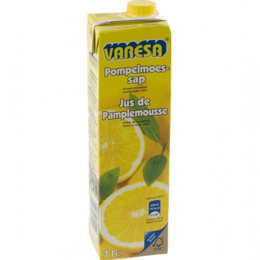 Fruitsap Brik Varesa  Pompelmoes  1 liter   Stuk