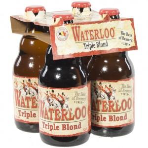 Waterloo  Tripel  33 cl  Clip 4 fl