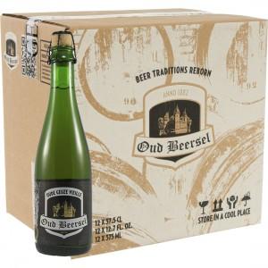 Oud beersel gueze vieille  37,5 cl  Doos 12 st