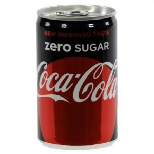 Coca Cola  Zero  15 cl  Blik
