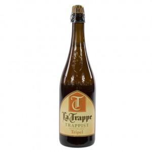 La Trappe trappist  Tripel  75 cl   Fles