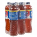 Aquarius  Red Peach  1,5 liter  Pak  6 st