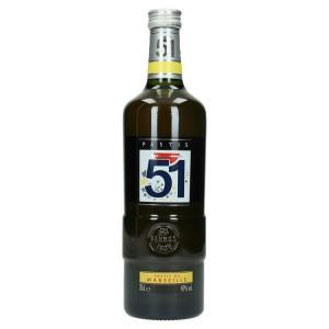 Pastis 51 - 45%  1 liter