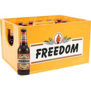 Freedom Pils  25 cl  Bak 24 st