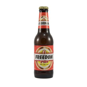 Freedom Pils  25 cl   Fles