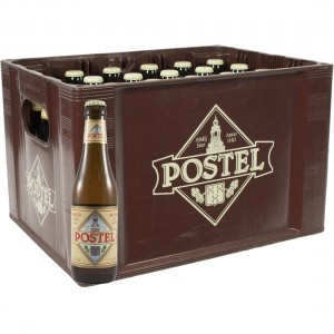 Postel  Blond  33 cl  Bak 24 st