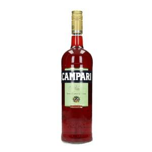 Campari 25%  1 liter   Fles